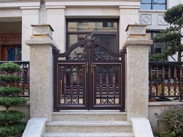 庭院别墅铝合金小门