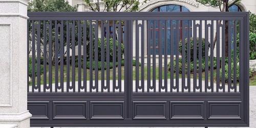 铝艺别墅门2020要走环保生产之路
