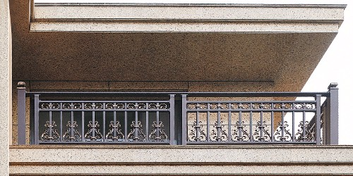 铝艺阳台护栏的知识科普