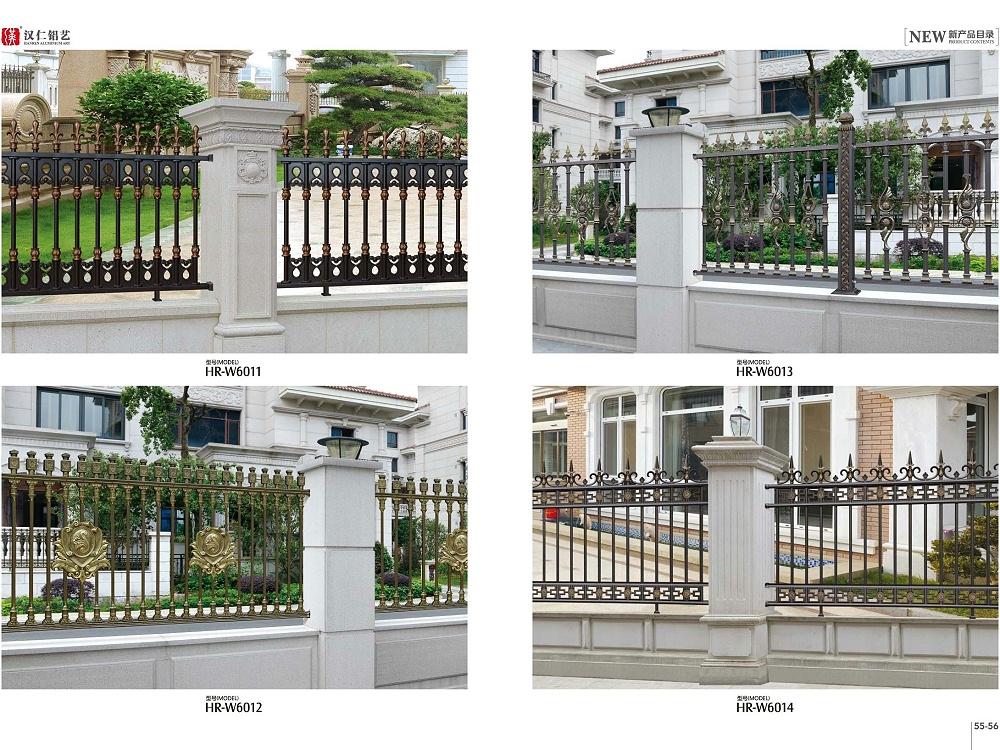 厂家直销铝艺护栏 定制别墅庭院阳台护栏