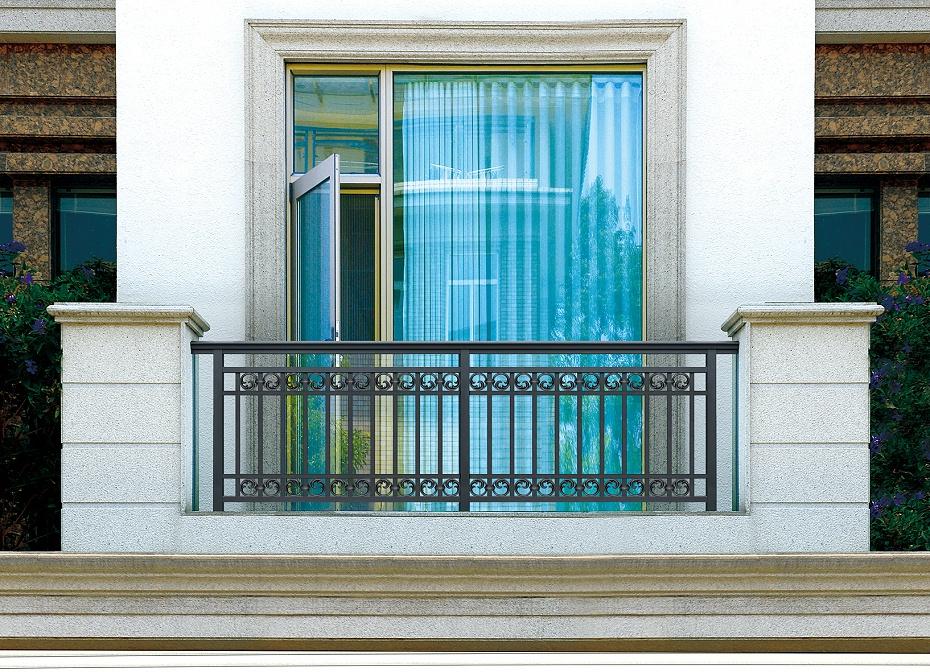 定制中式铝艺围栏