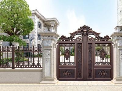 别墅大门想成为品牌,需要具备什么条件呢?