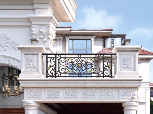阳台欧式铝合金护栏