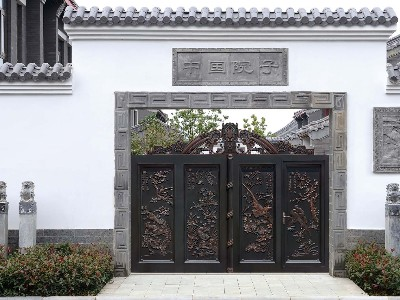 20年经验师傅告诉您,别墅大门是焊接的好还是组装的好?