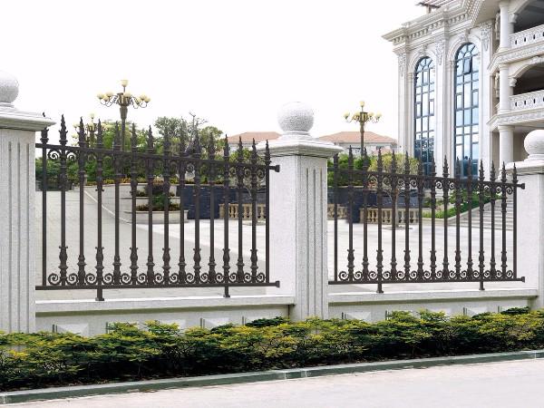 欧式定制铝艺围栏