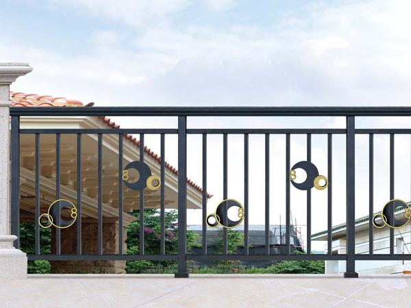汉仁别墅护栏,定制别墅庭院阳台护栏