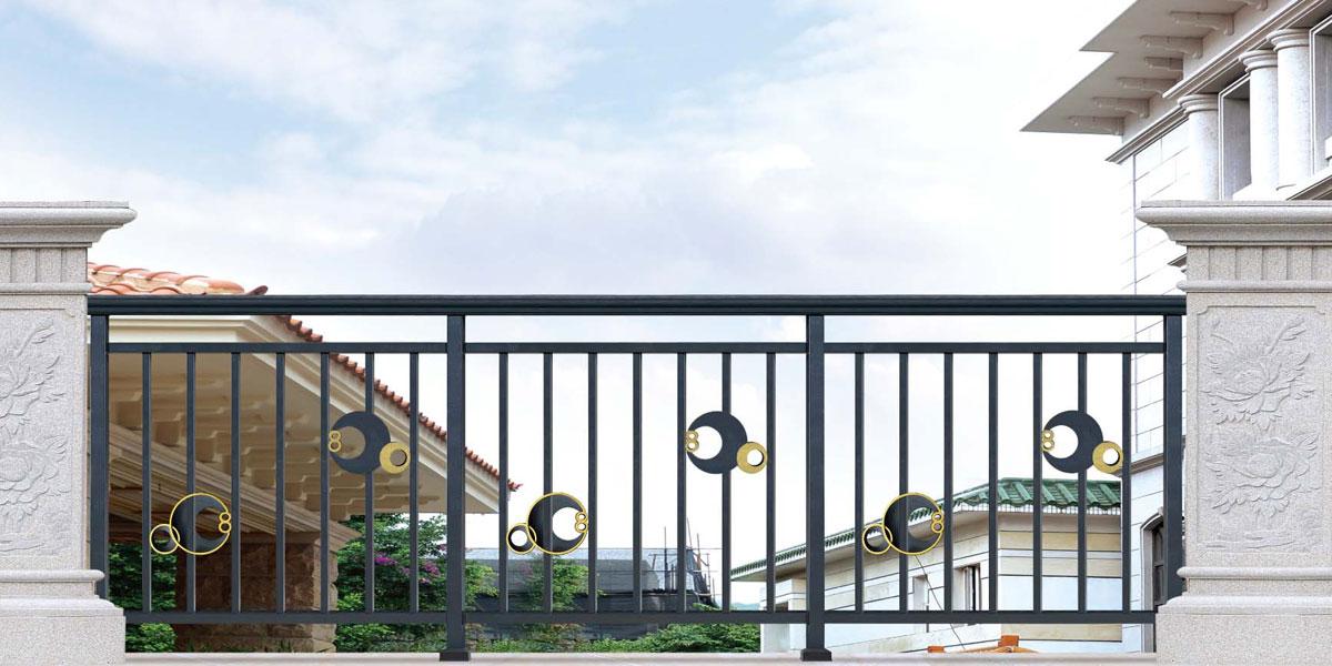 铝艺护栏|围栏