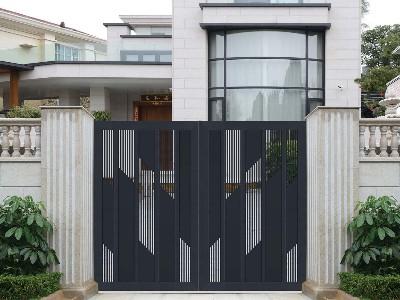 选择别墅大门容易进入的误区