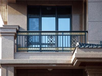 为什么别墅都在用铝艺围栏?