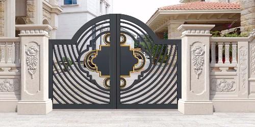 400多元一平的铝艺别墅门,是李鬼还是李逵,不明真相的你需了解