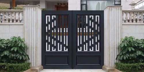 汉仁铝艺庭院大门系列 | 懂生活!更懂铝艺