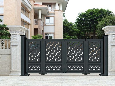 如果您选的铝艺别墅门影响了风水该如何补救?