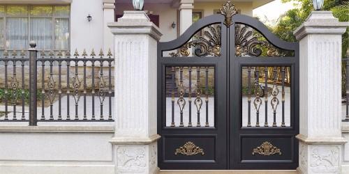 你知道铝艺庭院大门要如何保养吗?