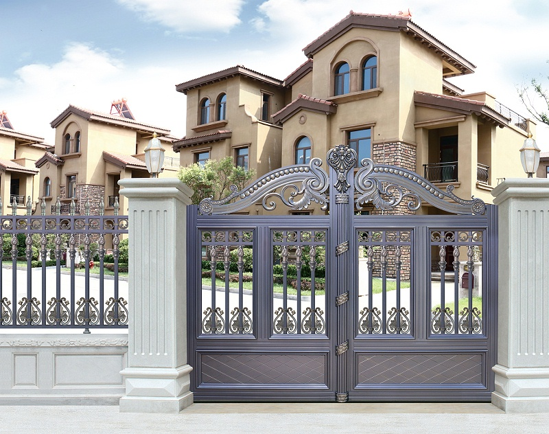 别墅大门质量怎么选择
