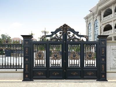 别墅大门安装好使用一段时间后要注意的事项?