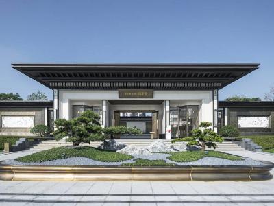 铝艺庭院大门工程