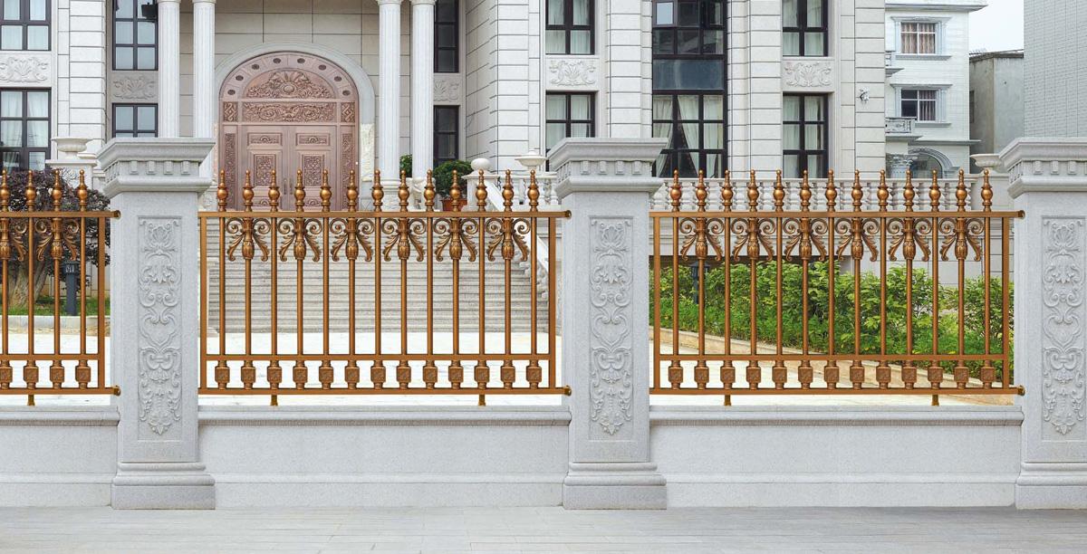 别墅院子护栏