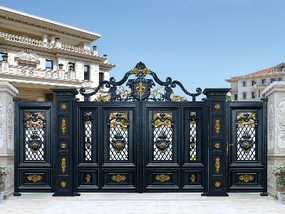 别墅大门十大品牌的排名,您知道多少?
