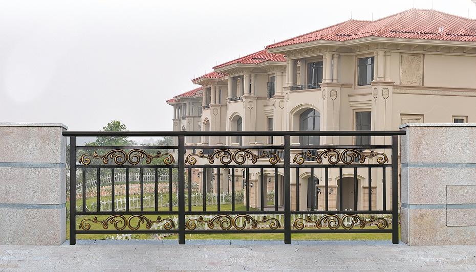 欧式别墅铝合金护栏