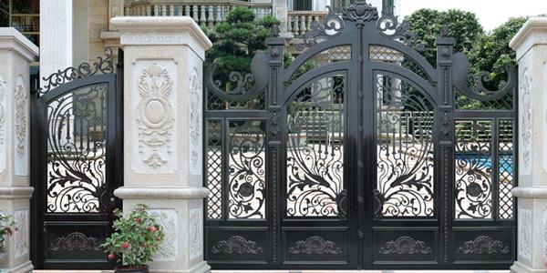 你知道汉仁铝艺大门的特点和优势吗?
