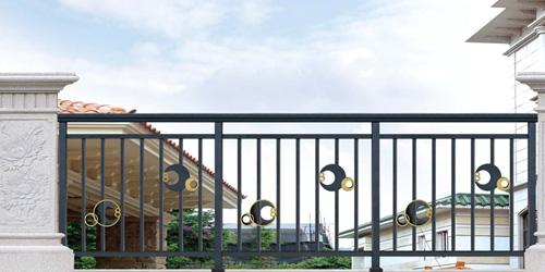 汉仁铝艺护栏为什么受大众欢迎?