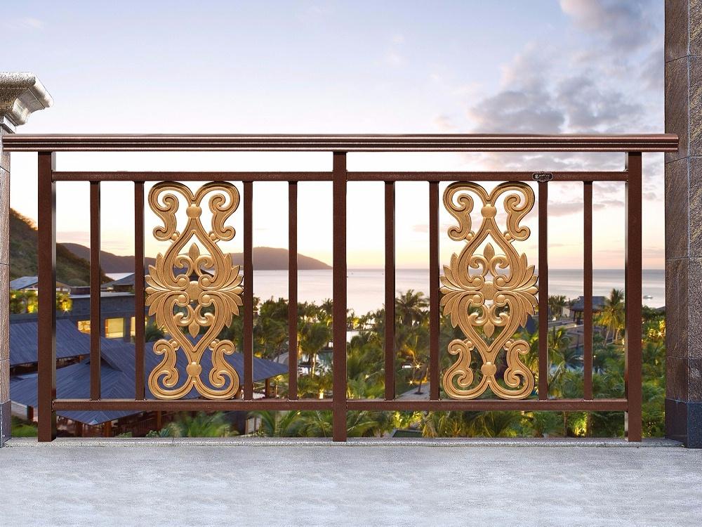 欧式庭院铝艺围栏