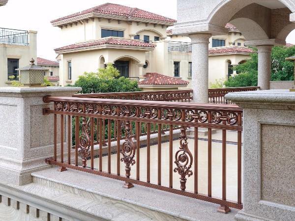定制庭院铝艺护栏
