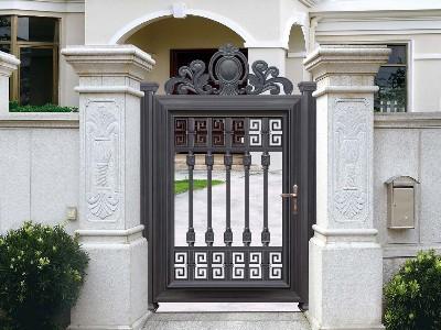 别墅大门的工艺手工锻造受到热捧的原因是什么?