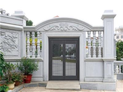 铝艺大门有哪些特点和优势?