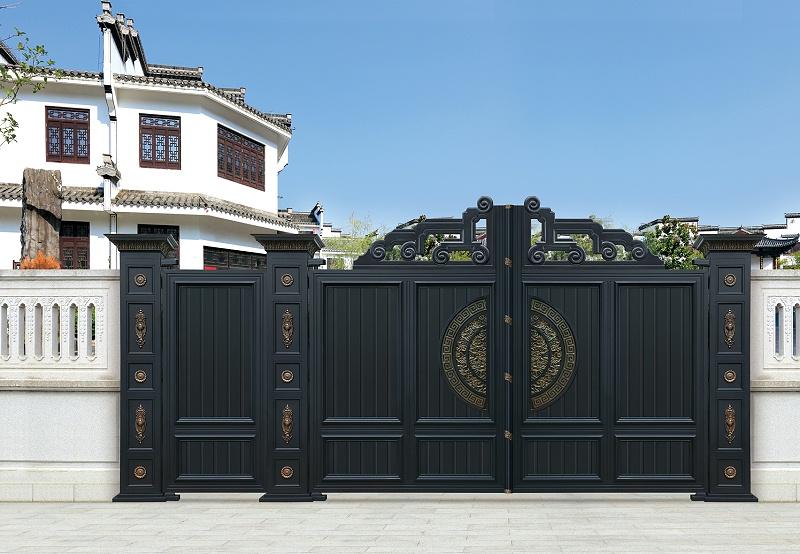 中式古典别墅大门风格
