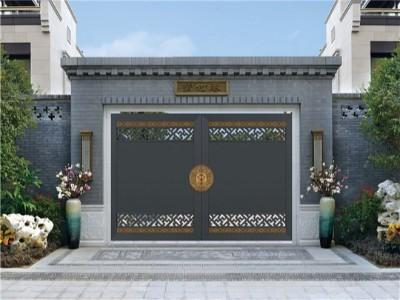 铝艺别墅大门 油漆处理方法您知道吗?