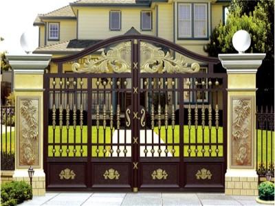 导致铝艺别墅门变形的原因有哪些呢?